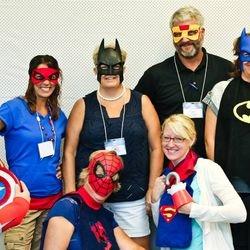 Godfrey Super Heroes (3rd Grade Team!)