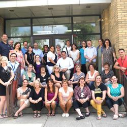 Our fabulous teaching staff at Godfrey Elementary!