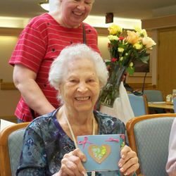 They enjoyed it very much and made lovely cards!