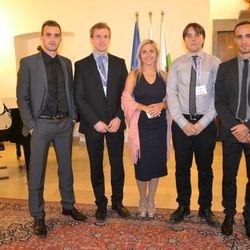 MUNSC delegation at SIMUN 2013