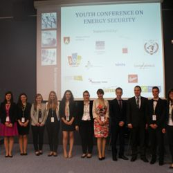 Youth Conference on Energy Security 2014