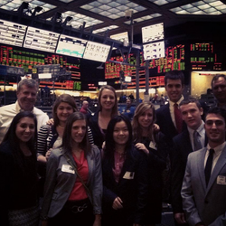 Chicago Visit - Floor of the Stock Exchange