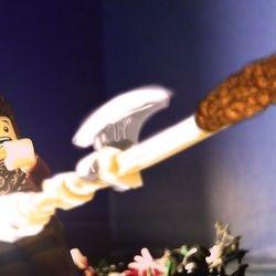 "Enter a world of ninja action with ""Ninjago: Visions of Memories!"""