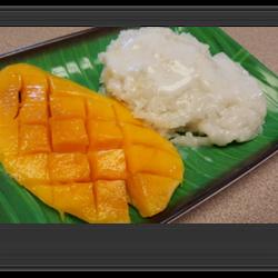 Mango Sticky Rice