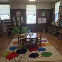 The Children's Area.
