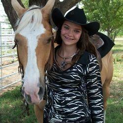 2012 NCK Rodeo Queen, Sabrina Stolzenburg