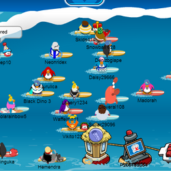 Club Penguin: Summer Jam