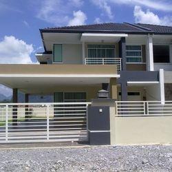 Golden Villa ,Bau