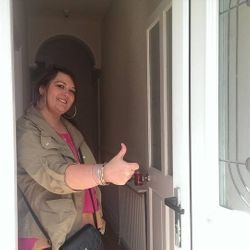 Newquay locksmith saved this happy customer over £80 by using Newquay locksmiths!
