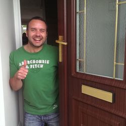 Newquay locksmith saved this customer over £180 on what another company wanted to charge!