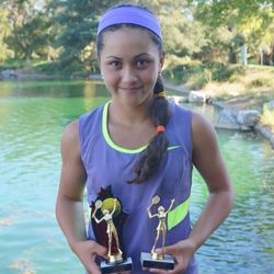 Tameka Peterson, August 17-25 2013, Niru's Tennis Academy Junior Open Girls 14s Singles Champion / Doubles Finalist.