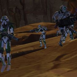 Orientation, Nexu style on Tatooine.