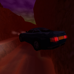 Lost Canyons looks modified with scene selector
