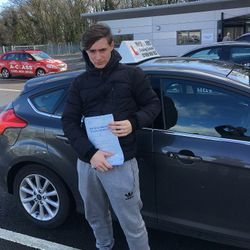 Ben Passed 2nd Time.