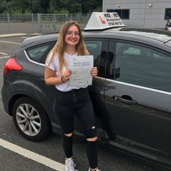 Beth Passed 2nd Time.