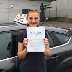 Jess Passed 1st Time with ZERO faults.