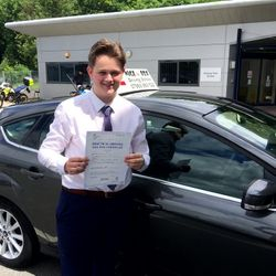 Kane Passed 1st Time.