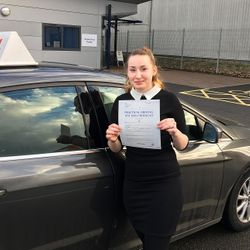 Katarina Passed 2nd Time.
