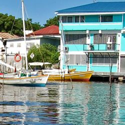 Belize City, Photo Credit: Teleport