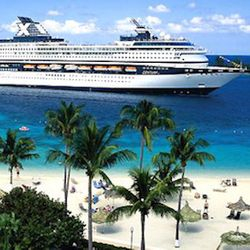 Celebrity Cruises Ship, Photo Credit: Palm Beach Lately
