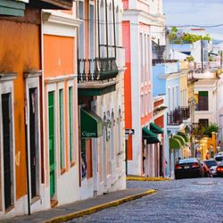 San Juan, Puerto Rico, Photo Credit: BBC