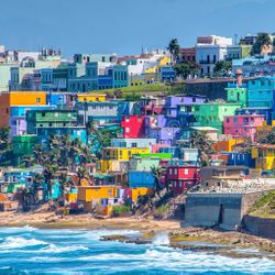 San Juan, Puerto Rico, Photo Credit: Dreamstime