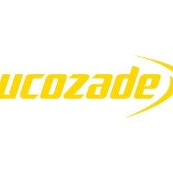 Lucozade drinks company logo