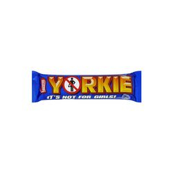 Yorkie chocolate bar
