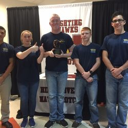 North Cobb (Team 2) comes out on top at the NS1/2/3 Brain Brawl Competition Saturday, 29 April hosted by Hillgrove High School
