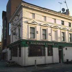 The Vauxhall Vaults