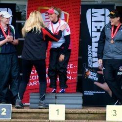 BUCS 2012 - Lucy O'Sullivan - 1st place