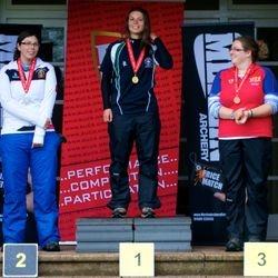 BUCS 2012 - Ellie Dyson - 2nd place