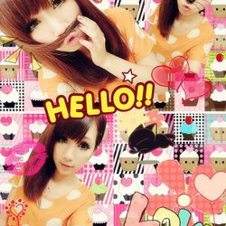 April Special Contest Winner for Best Purikura - 2nd place Mei Qi Shao