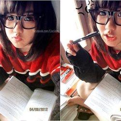 September Special Contest  Winner (Tie) Best School Supplies Kim Shi Yue