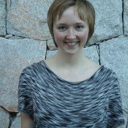 Kallie Smith,  Financial Literacy Coordinator at the Aboriginal Business & Community Development Centre.
