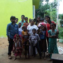 Installed Bore water facility in Chennai Vallalar Kids Home