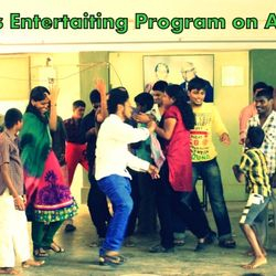 Entertainment Program @Anbagam Special Home