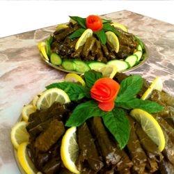 Homemade Delicious Warak Inab !