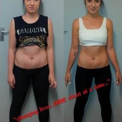 She did it in just 12 weeks