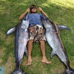 Capt. R. Rodriguez -FL and his twin swords