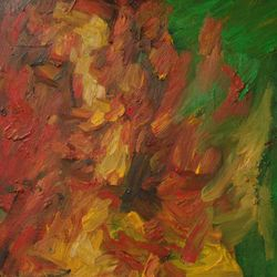 Singer Series- Ha Oil on Canvas 60 x 80cm SOLD