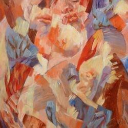 Summer Heat – Oil on Canvas - 120 x 150cm