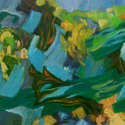 Howth – Oil on Canvas – 61 x 92cm