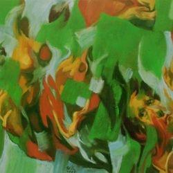 Drifting Summer – Oil on Canvas – 80 x 60cm