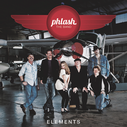 "Our first album. ""Elements"""
