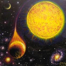 Stea si planeta