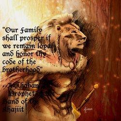 """""""My People, Together United The Khajiit shall Prosper"""" --General Azkhaba'Ali"""