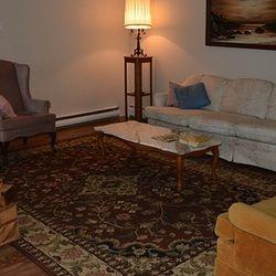 Orca suite lounge