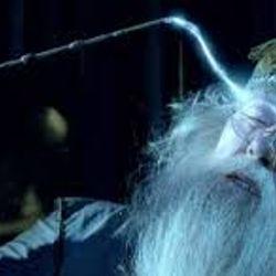 Read a misspelled description by Albus Dumbledore!
