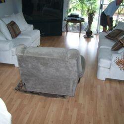 Project: Hawaii Kai 1 Wood: Laminate / Natural 02/2011
